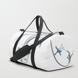 Spider Ivy Duffle Bag