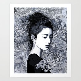 After The Dawn Art Print