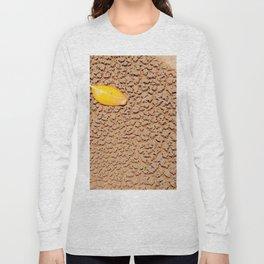 Dry sand textures Long Sleeve T-shirt