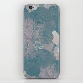 Skobeloff Floral Hues iPhone Skin