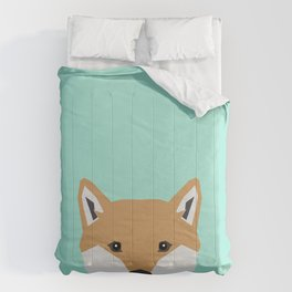 Cassidy - Shiba Inu gifts for dog lovers and cute Shiba Inu phone case for Shiba Inu owner gifts Comforters