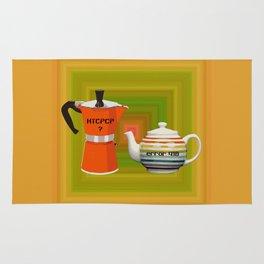 """Error 418 """"I'm a Teapot"""" Rug"""