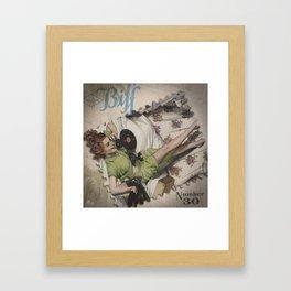Choraltone Biff Number 30 Framed Art Print