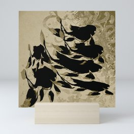 Shoal in the Dark Mini Art Print