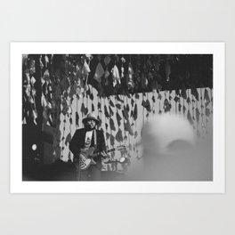 wilco Art Print