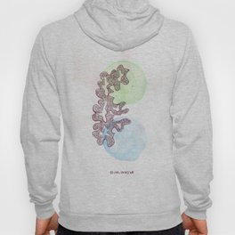 23 // Abstract 9 March 2017 | Abstract Shapes Art Colour Hoody