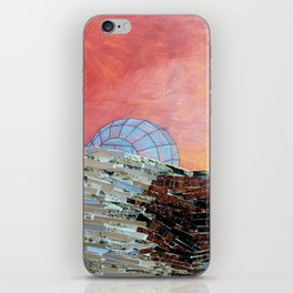 This Must Be The Place (Glass Igloo) iPhone Skin