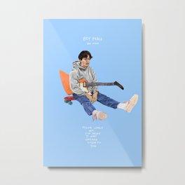 Boy Pablo- Soy Pablo - Album Cover Tracklist Poster Print Wall Art, Custom Poster Metal Print