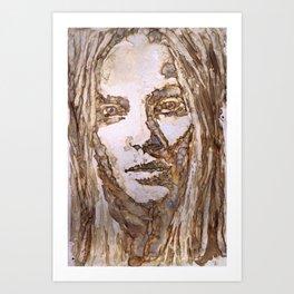 Kansla Art Print