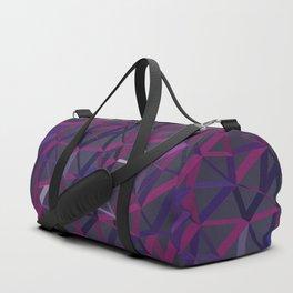 3D Futuristic GEO Lines XV Duffle Bag