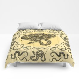 Snakes Pattern Comforters