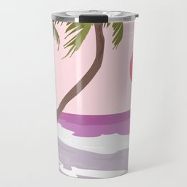 Tropical Landscape 01 Travel Mug