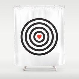 Target Shower Curtain