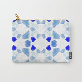 Sea Glass 4 Carry-All Pouch