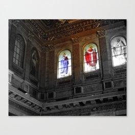 santa maria di trastevere #6 Canvas Print