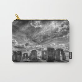Ancient Stonehenge Carry-All Pouch