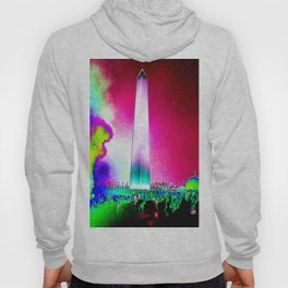 Catharsis on the Mall - 2017 - Magenta Sky Hoody