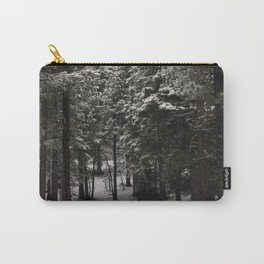 Carol Highsmith - Snow Covered Trees Carry-All Pouch