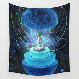 NEUTRON SEPPUKU Wall Tapestry