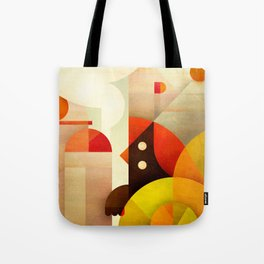 Canopy Bird Tote Bag