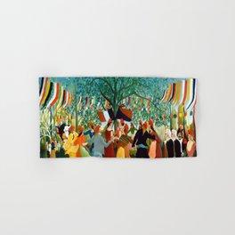Henri Rousseau Centennial of Independence Hand & Bath Towel