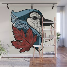 Blue Jays Go Team 1 Wall Mural