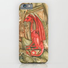 Welsh Dragon Slim Case iPhone 6s