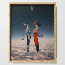 Goku Dragon BAll Serving Tray