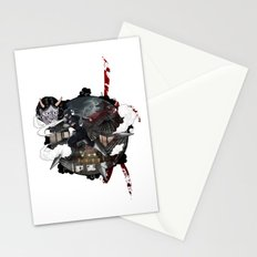 Kunoichi 3 of 4 Stationery Cards