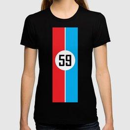 Brumos Racing Stripes T-shirt