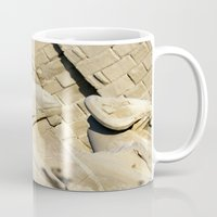 guardians Mugs featuring Temple Guardians by Brian Raggatt