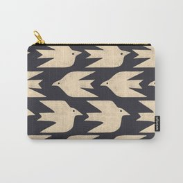 Doves In Flight Carry-All Pouch
