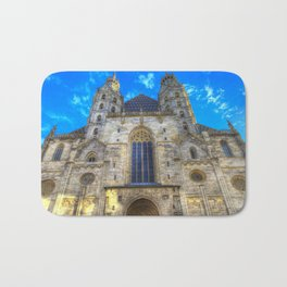 St Stephen's Cathedral Vienna Bath Mat