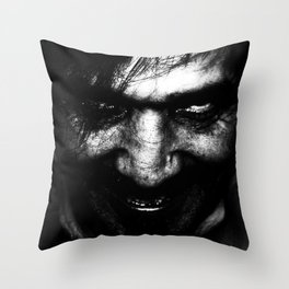 Big Bad Daddy Throw Pillow