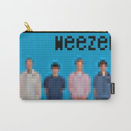 Blue Album - Legobricks Carry-All Pouch