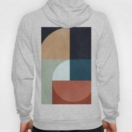 geometric abstract 22 Hoody