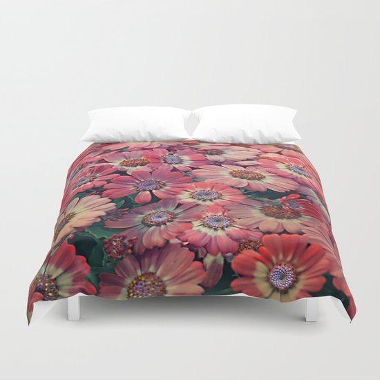 Flower carpet(51). Duvet Cover