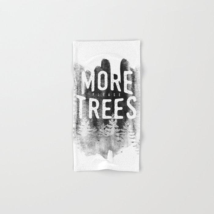 More trees Hand & Bath Towel