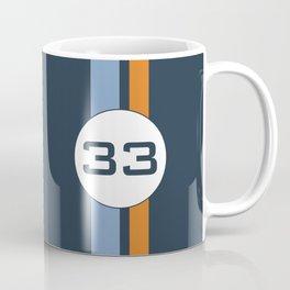 racing stripe .. #33 Coffee Mug