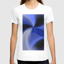 Northern Lights Royal Blue T-shirt