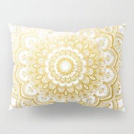 Pleasure Gold Pillow Sham