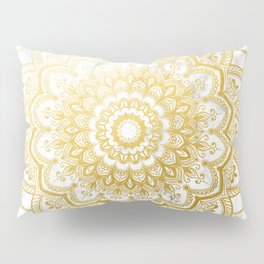 Pleasure Gold Pillow Sham