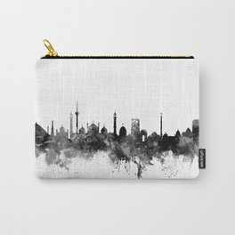 New Delhi India Skyline Carry-All Pouch