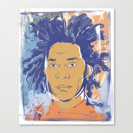 Basquiat! Canvas Print