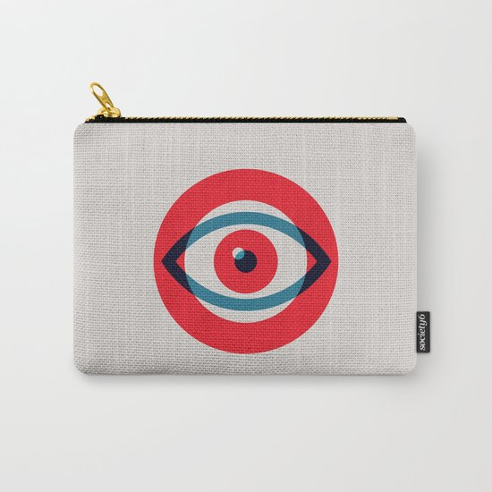 Eye Logo Carry-All Pouch