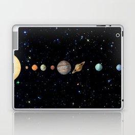 Planetary Solar System Laptop & iPad Skin