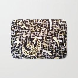 Black Book Series - Crosses Bath Mat
