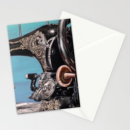 The Machine VII Stationery Cards