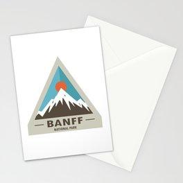 Banff National Park Stationery Cards