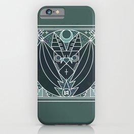Bat from Transylvania iPhone Case